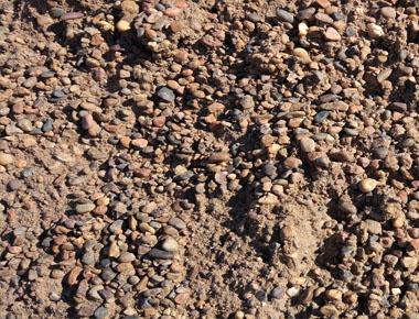 песко-гравийная смесь